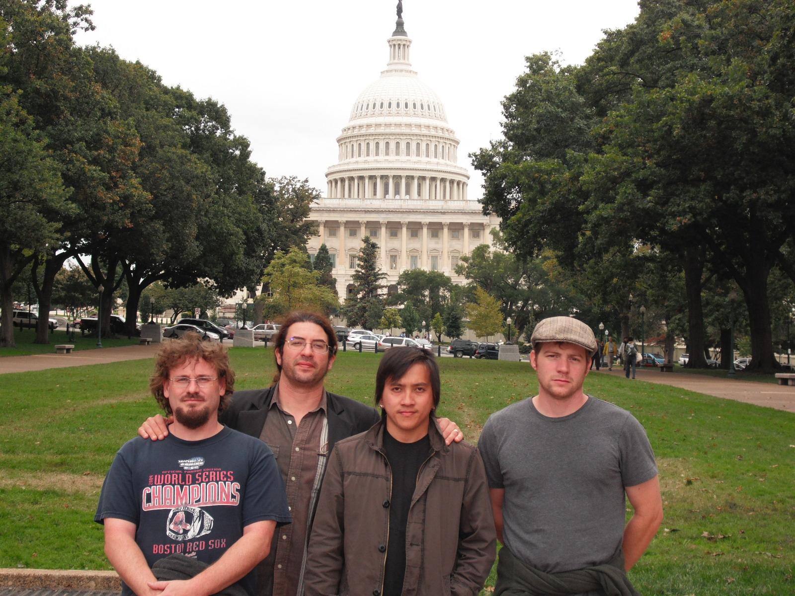 Capital Building, Washington D.C.  (10-2-09)  photo by Bill Nelson