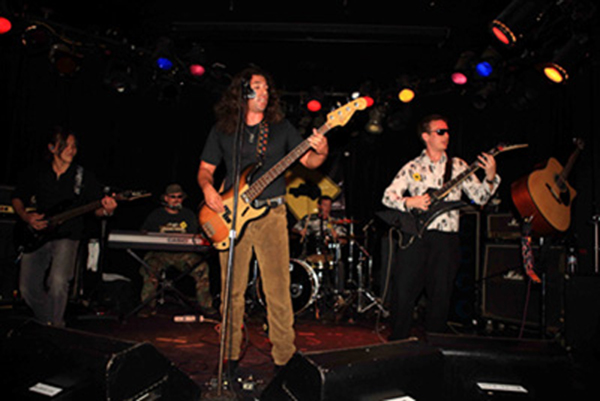 7-28-07 Viper Room Hollywood, CA (First Show