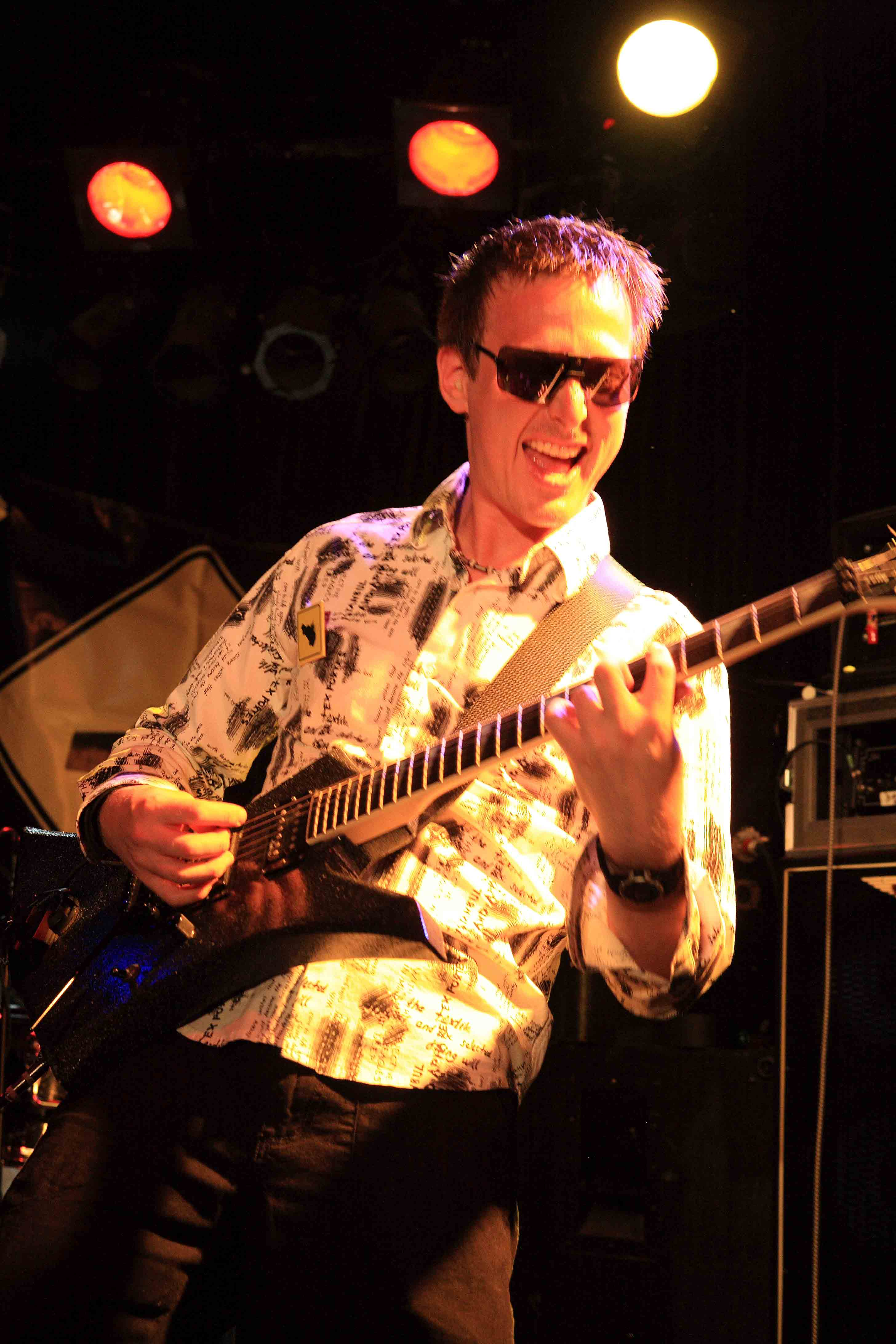 Corey Birkholz 7-28-07 Viper Room Hollywood, CA (First Show