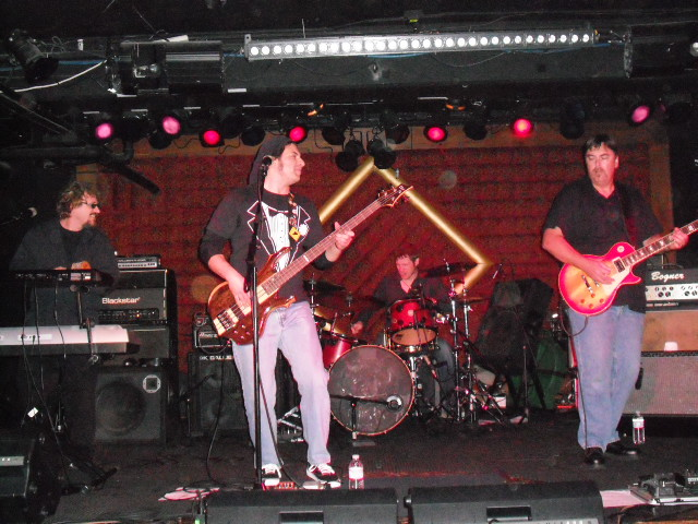 Live at The Brixton in Redondo Beach, CA opening for Little  Caesar (11-20-10)