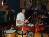Mike-Zimmerman drum tracking  during Vol.2-The Scattering sessions  (May 2008)